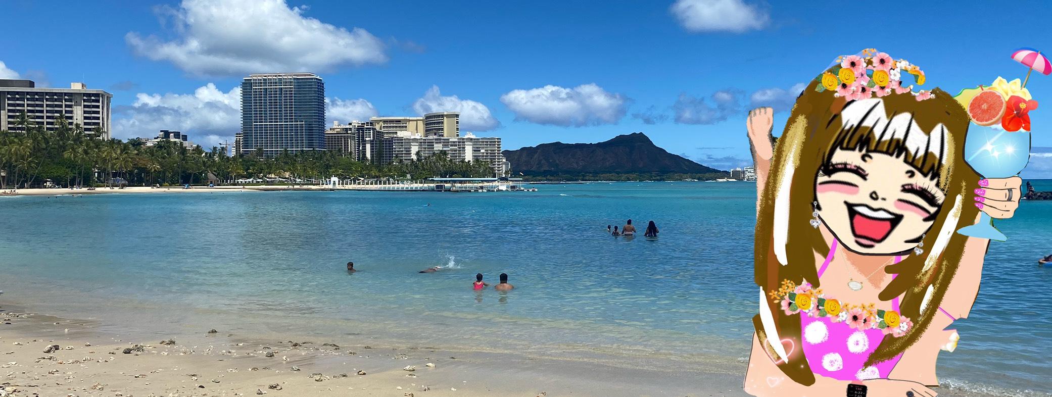ハワイから愛をこめて 速報!8月1日から渡航可能のはずが延期になりました