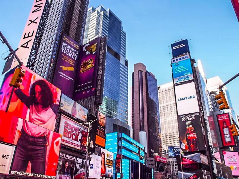 ブログ 2018年11月 ニューヨーク訪問