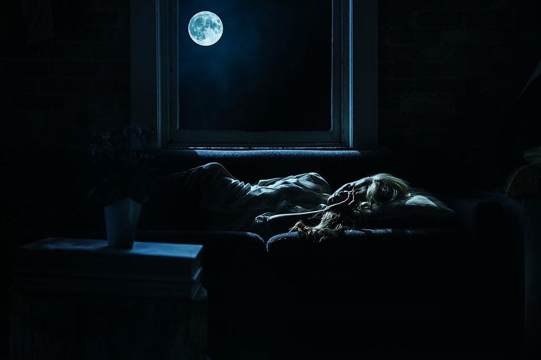 女性はどうして年を重ねると睡眠の質が低下するのか?