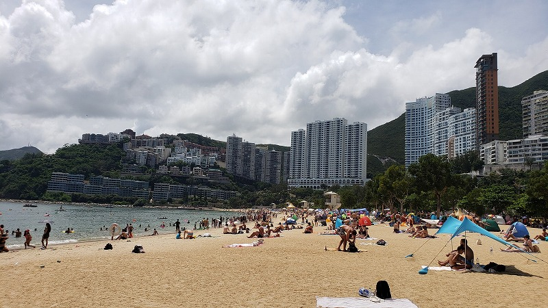 香港ビーチ