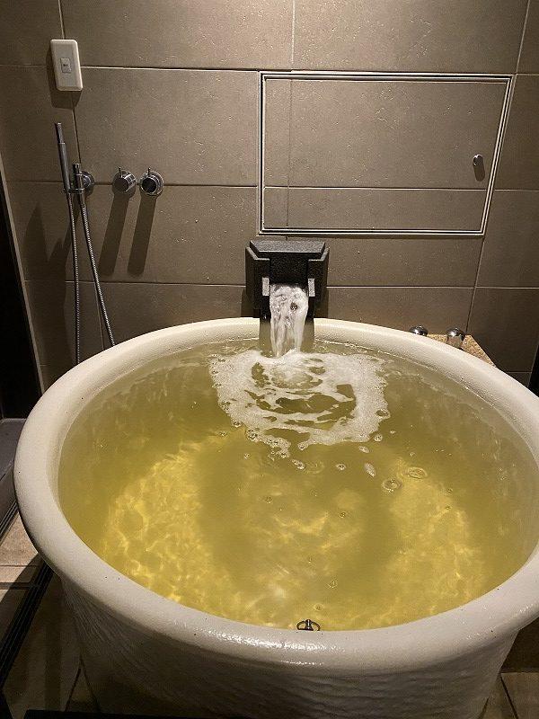 熱海個室半露天風呂